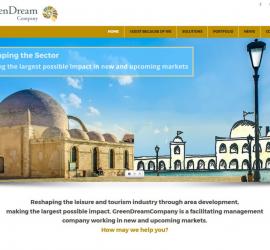 Website Greendreamcompany