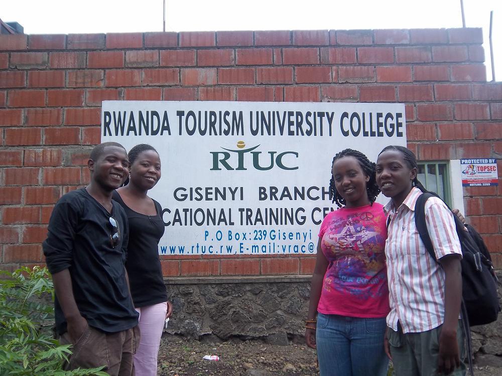 Rwanda hospitality training