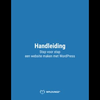 Handleiding-Wordpress-website-maken